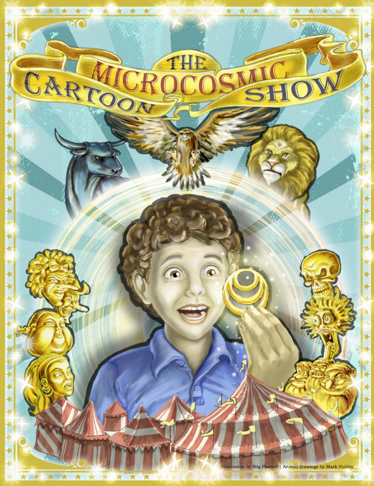 The MicroCosmic Cartoon Show LookBook